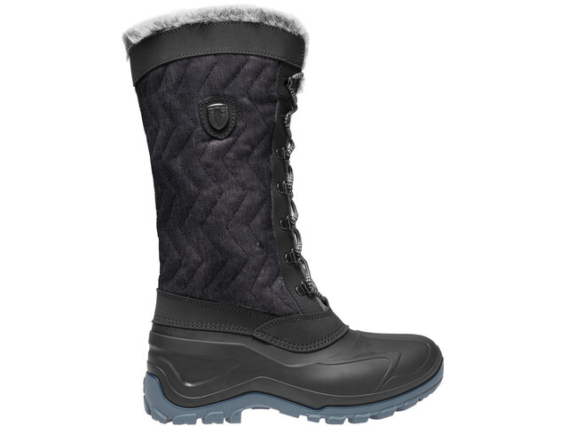 CMP Campagnolo Nietos Boots de neige Femme, nero melange